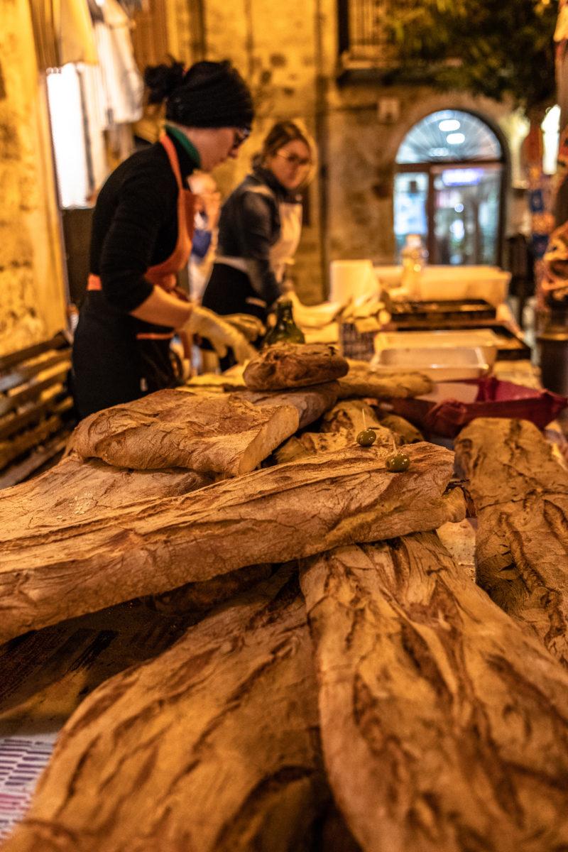 La tradizione del pane