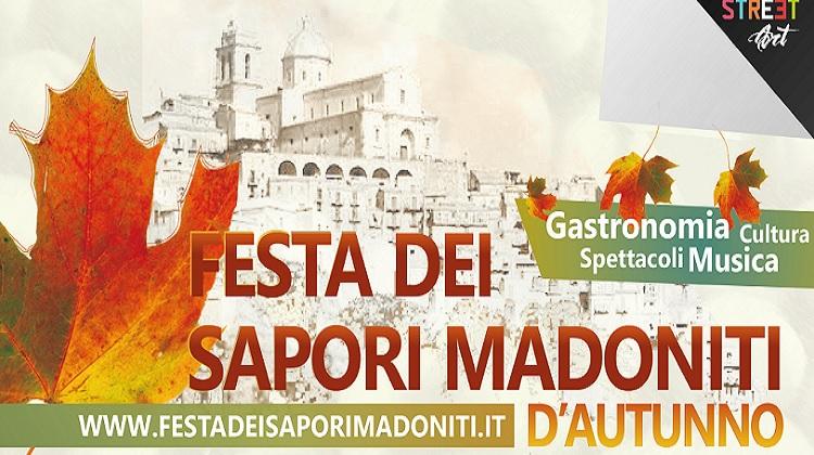 Festa dei Sapori madoniti d'autunno 2018